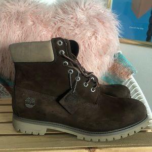 Timberland 6 inch Premium brown boot